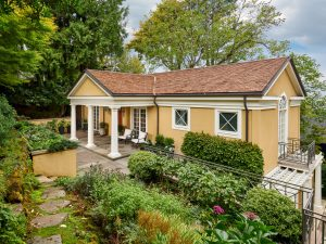 Click to explore! Italian Villa in Portland Heights with Matching Luxury Guest House